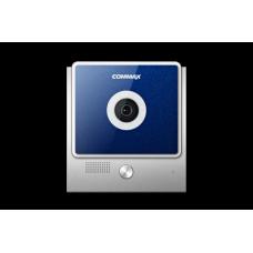 Вызывная панель Commax DRC-4U(BLUE) Серебристый