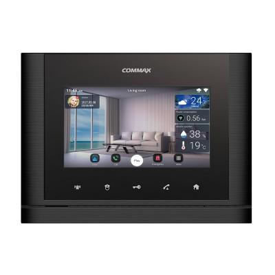Монитор видеодомофона Commax CMV-70MX(BLK) Черный
