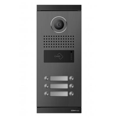Вызывная панель Commax DRC-6ML/RF1 Черный
