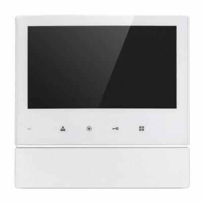 Монитор видеодомофона Commax CDV-70H(WHI) Белый