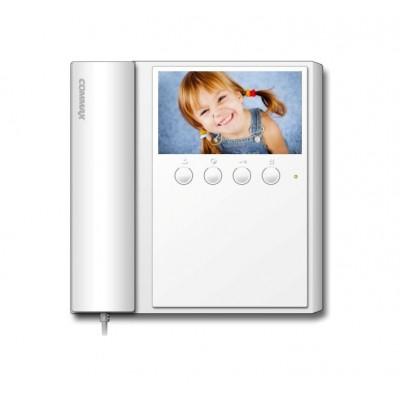 Монитор видеодомофона Commax CMV-43А Белый