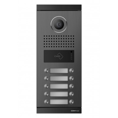Вызывная панель Commax DRC-10ML/RF1 Черный