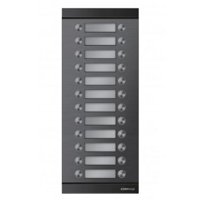 Вызывная панель Commax DRC-24XM(F) Черный