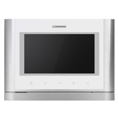 Монитор видеодомофона Commax CDV-704MA(WHI) Белый