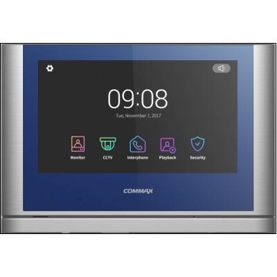 Монитор видеодомофона Commax CDV-1024MA(BLU)