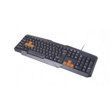 Клавиатура игровая Ritmix RKB-152 черный