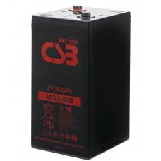 Аккумулятор CSB MSJ400 2В 439Ач серии MSJ