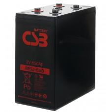 Аккумулятор CSB MSJ650 2В 660Ач серии MSJ