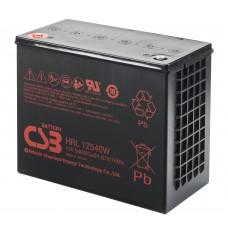 Аккумулятор CSB HRL12540W 12В 135Ач серии HRL