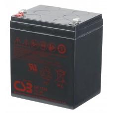 Аккумулятор CSB GP1245(16W) 12В 4,5Ач серии GP