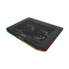 """Охлаждающая подставка для ноутбука Deepcool N80 RGB 17"""""""