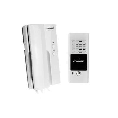 Комплект аудиодомофона Commax DP-2S/DR-2PN Белый