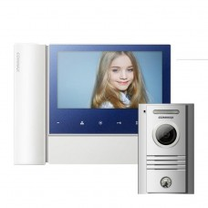 Комплект видеодомофона Commax CDV-70N + Вызывная панель DRC-40K