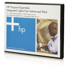 Лицензия программного обеспечения HP/iLO Advanced including 3yr 24x7 Tech Support and Updates Electronic License (E6U64ABE)