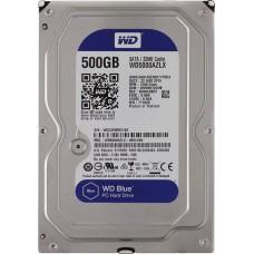 """Внутренний жесткий диск Western Digital Blue 500ГБ SATA 3.5"""" 7200RPM 64Mb"""