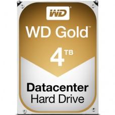 """Внутренний жесткий диск Western Digital Жесткий диск GOLD 4TB SATA 3.5"""" 7200RPM 128Mb"""