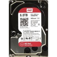 "Внутренний жесткий диск Western Digital RED 6TB SATA 3.5"" 5400RPM 64Mb"