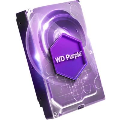 """Внутренний жесткий диск Western Digital Purple 6TB SATA 3.5"""" 5400RPM 64Mb"""