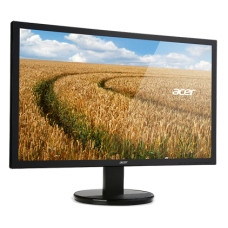 "Монитор 19.5"" Acer K202HQLAb, Black"