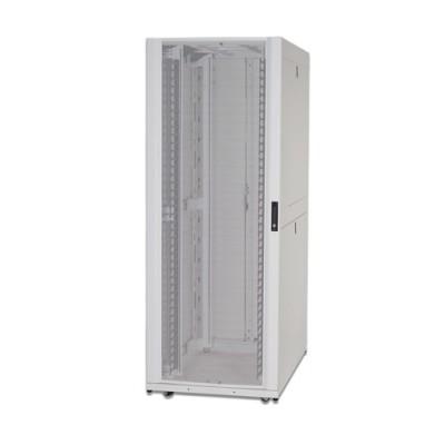 Стойка для сетевого оборудования NetShelter SX с боковыми панелями, высотой 42U, ширина 750 мм, глубина 1200 мм, серая RAL7035