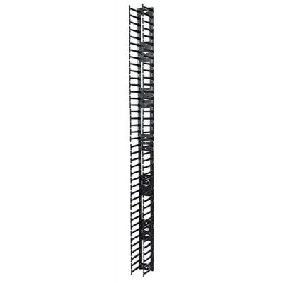 Вертикальный организатор кабелей для NetShelter SX, ширина 750 мм, 42U (2 шт.)