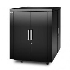 Шкаф NetShelter CX 18U, цвет черный, международное исполнение