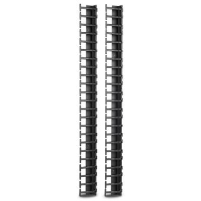 Вертикальный кабельный органайзер для NetShelter SX, ширина 600 мм, 48U (2 шт.)