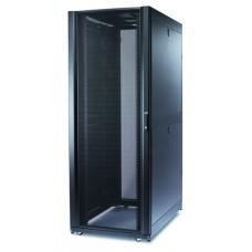Шкаф NetShelter SX 48U, ширина 750 мм, глубина 1200 мм, черные боковые панели