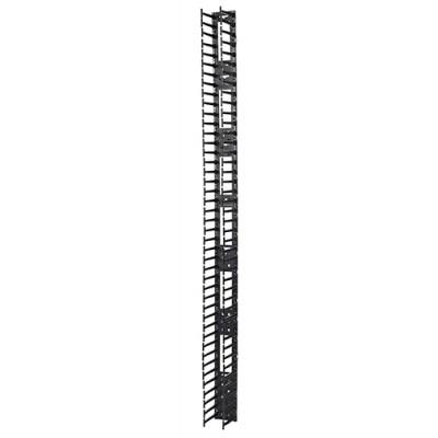 Вертикальный организатор кабелей для NetShelter SX, ширина 750mm, 45U (2 шт.)