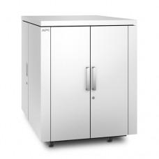 Шкаф NetShelter CX 18U, цвет белый, международное исполнение
