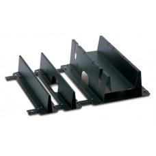 Адаптер для кабельных желобов и перемычек сторонних производителей