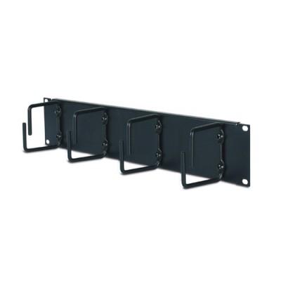 Горизонтальный кабельный организатор высотой 2U