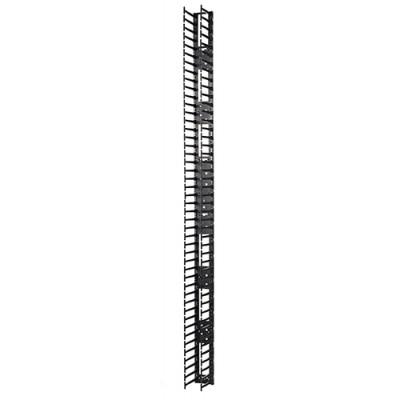 Вертикальный организатор кабелей для NetShelter SX, ширина 750mm, 48U (2 шт.)