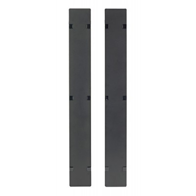 Крышки с шарнирами для вертикального организатора кабелей NetShelter SX шириной 750 мм 48U (2 шт.)