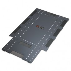 Шкаф NetShelter SX 48U, ширина 600 мм, глубина 1200 мм, черные боковые панели