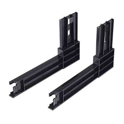 Концевая заглушка для вертикального организатора кабелей VL, 2- и 4-опорные стойки (2 шт.)