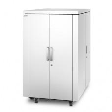 Шкаф NetShelter CX 24U, цвет белый, международное исполнение