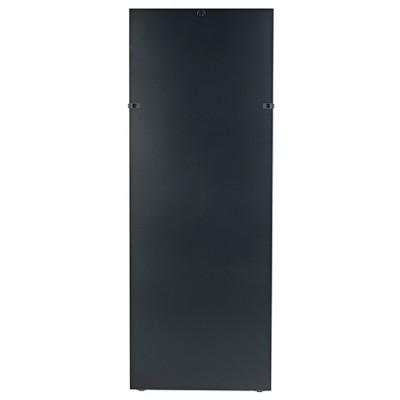 Шкаф NetShelter SV 42U, глубина 1200 мм, черные боковые панели