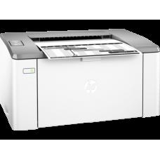 Принтер лазерный HP LaserJet Ultra M106w