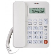 Телефон Texet TX-254, Light Gray