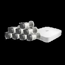 HDCVI комплект для видеонаблюдения на 8 камер 720P