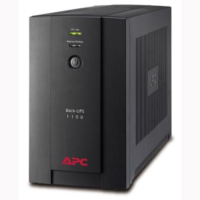 ИБП APC Back-UPS 1100 ВА, 230 В, авторегулировка напряжения, розетки IEC
