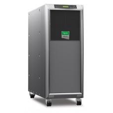 MGE Galaxy 300, 30 кВА, 400 В, 3ф:1ф, с батареей, рассчитанной на время автономной работы 25 минут, с услугой Start-up 5x8