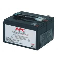 Сменный аккумуляторный картридж APC №9