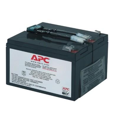 ИБП APC Сменные батареи для ИБП RBC9