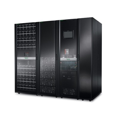 Symmetra PX 125kW Scalable to 250kW with Right Mounted Maintenance Bypass and Distribution