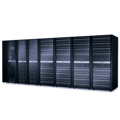 Symmetra PX 500kW Scalable to 500kW with Maintenance Bypass Left & Distribution