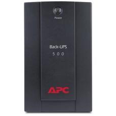 ИБП APC Back-UPS 500 ВА, авторегулировка напряжения, розетки IEC