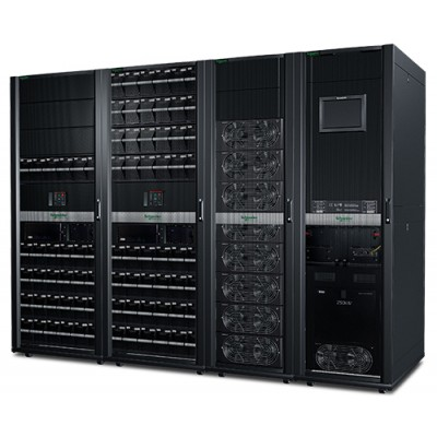 Symmetra PX 200kW Scalable to 250kW without Maintenance Bypass or Distribution-Parallel Capable