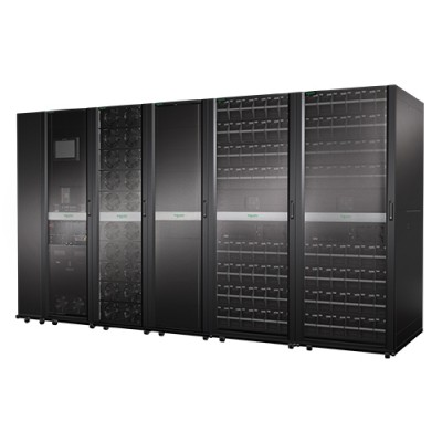 Symmetra PX 250kW Scalable to 500kW with Left Mounted Maintenance Bypass and Distribution